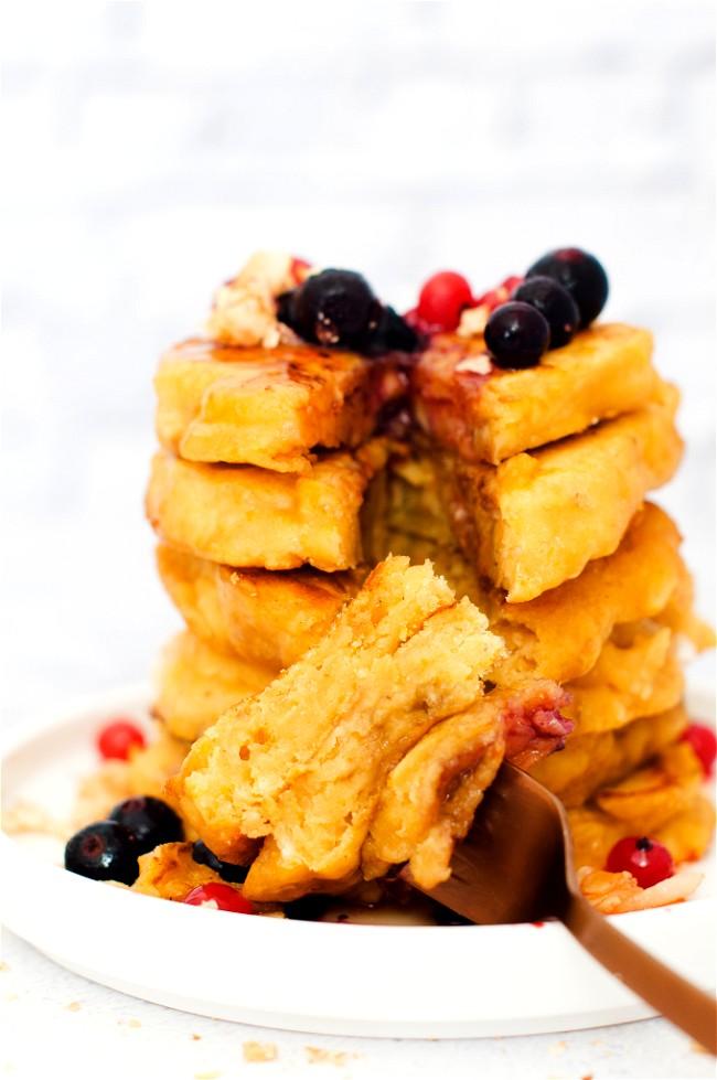 Image of Recipe For Sweet Potato Pancakes