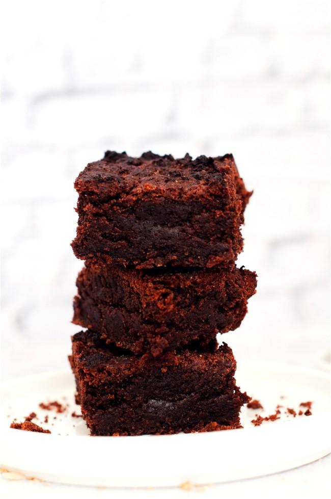 Image of Sweet Potato Brownies