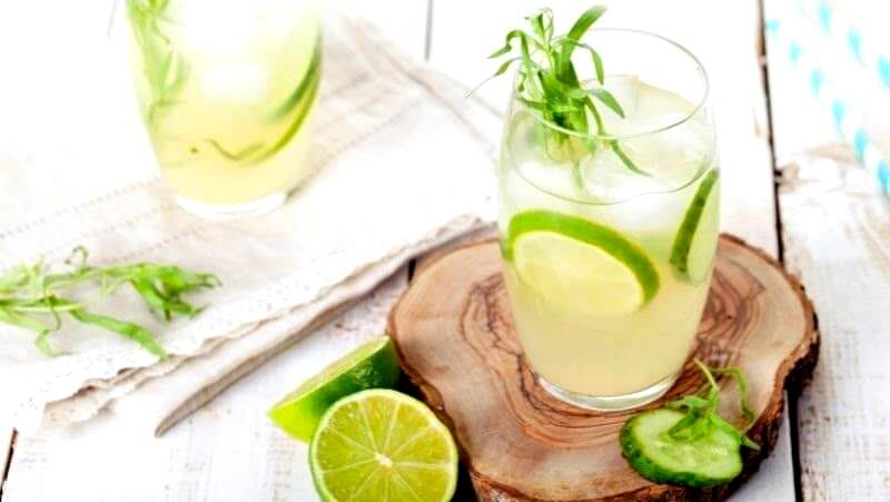 Image of Cucumber Lemonade