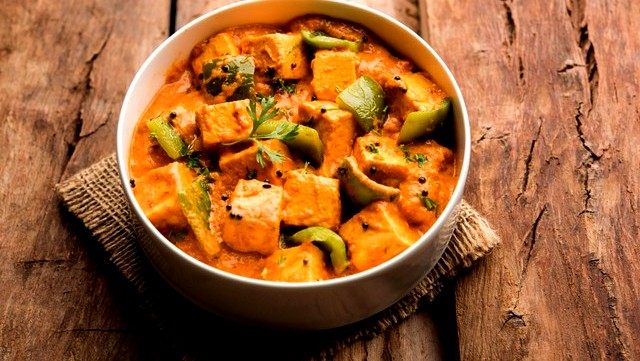 Image of Spicy Achari Paneer Curry