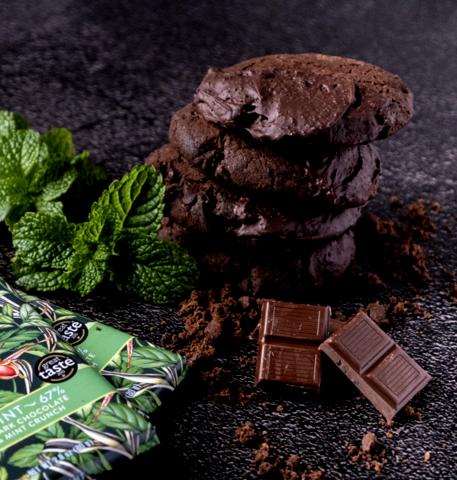 Image of Choc Mint Cookies