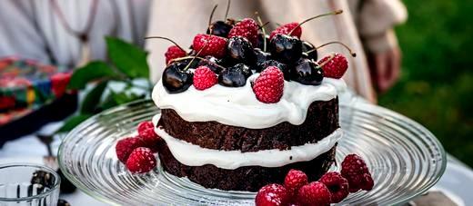 Image of Black Forest Cake
