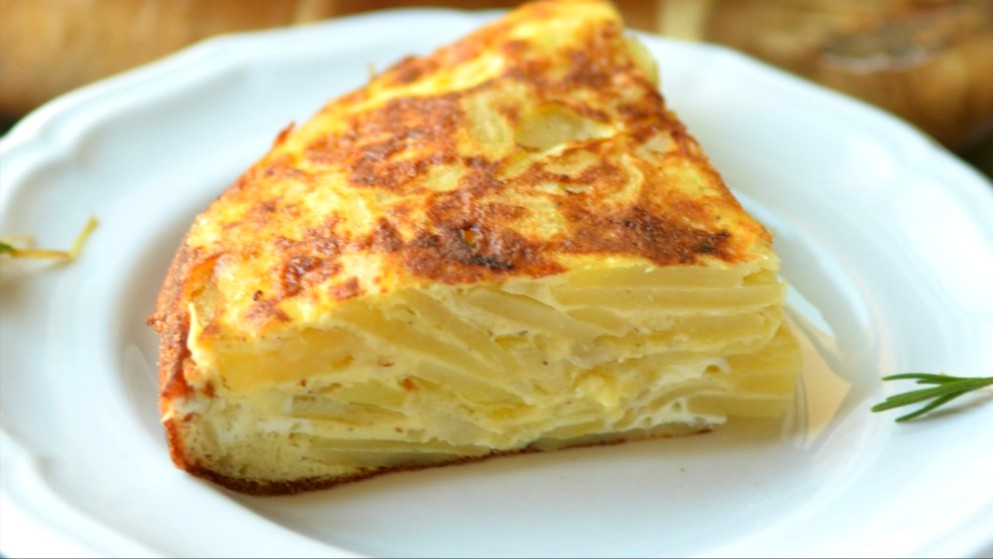 Image of Tortilla de Patatas Española