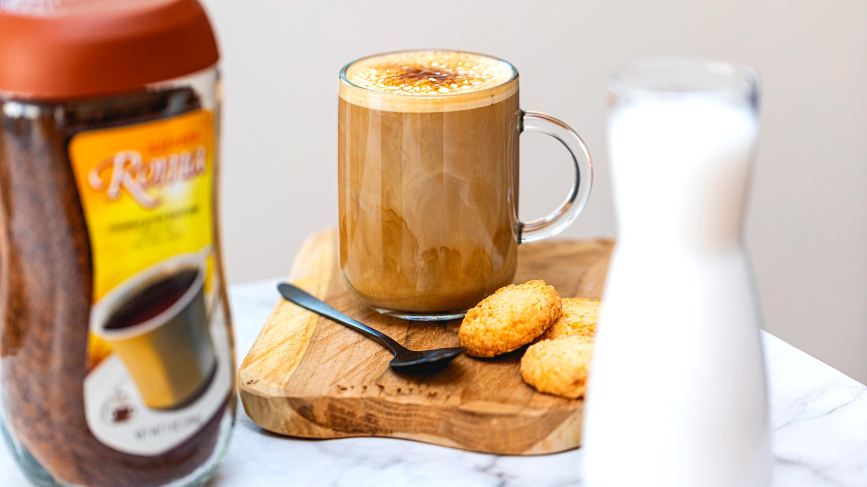 Image of Kaffree Roma Coconut Milk Latte