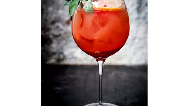 Image of Lemonade Sangria
