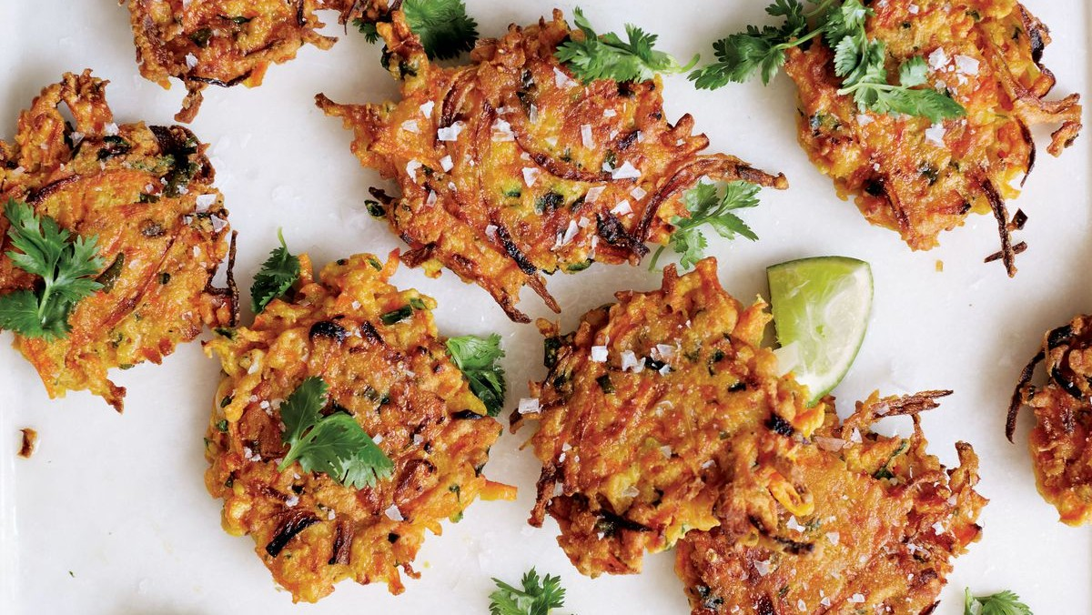 Image of Carrot Fritters