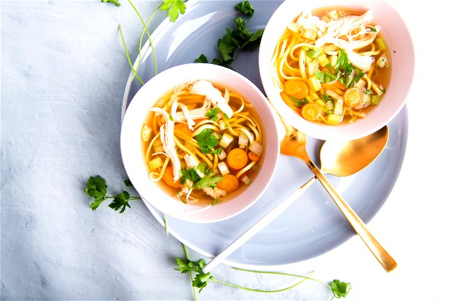 Image of Chicken Noodle Soup