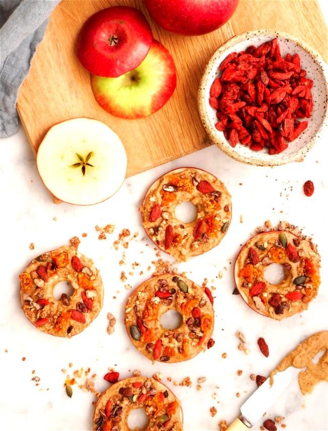 Image ofApple Ring Snacks