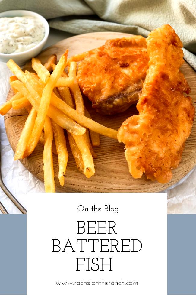 Image of Beer Battered Fish