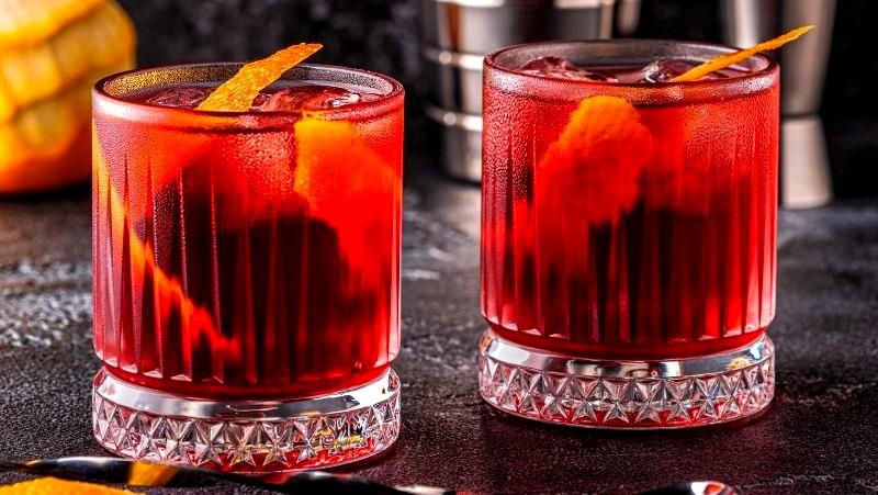 Image of Campari Cocktail
