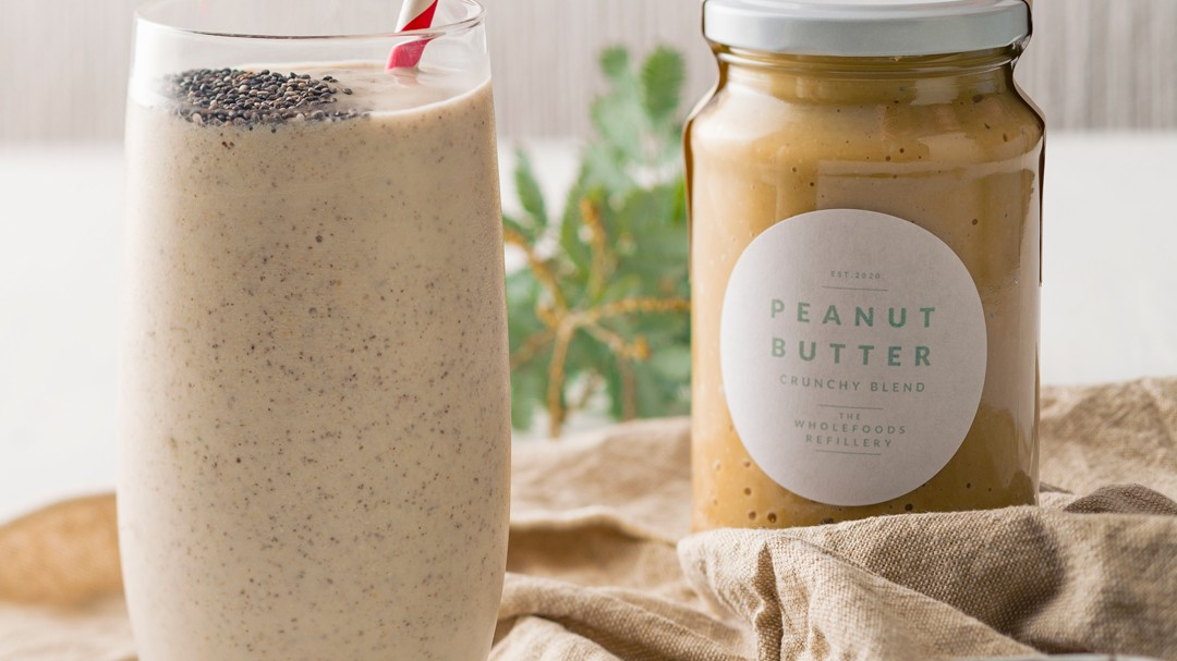 Image of Peanut Butter Banana Smoothie