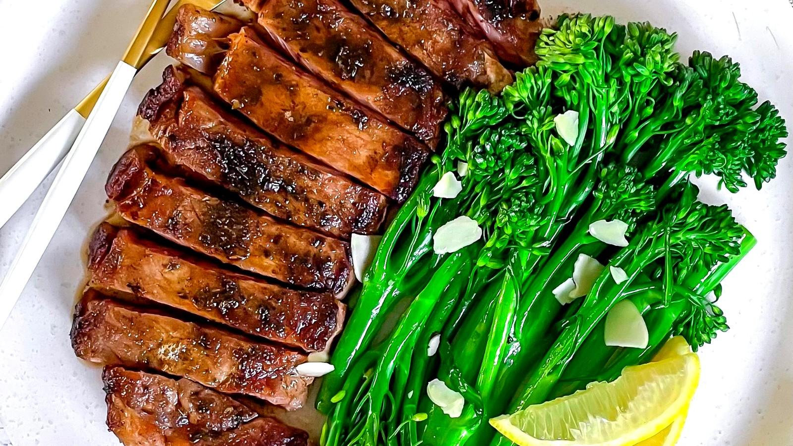 Image of Juicy Steak Tips