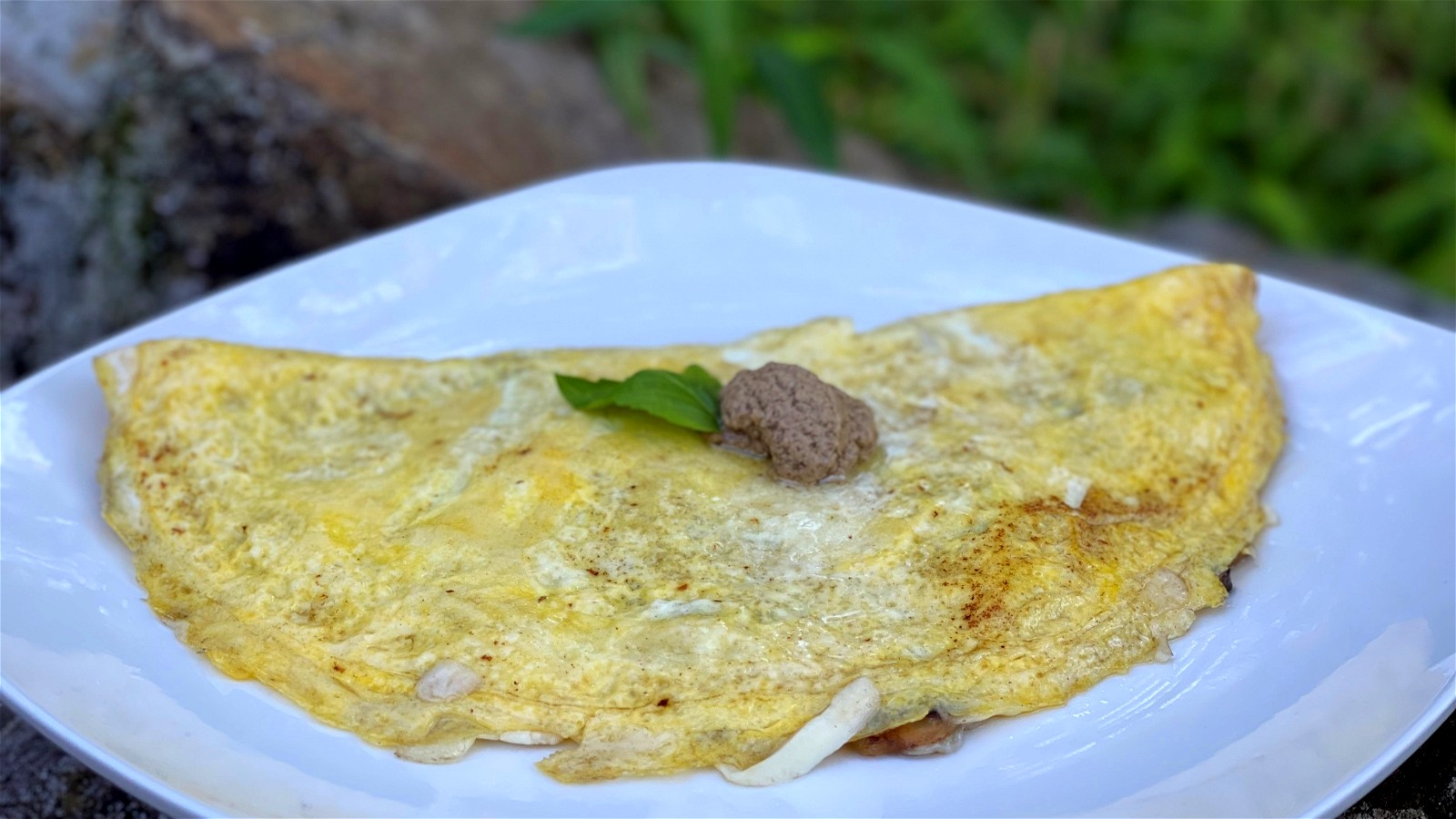 Image of Truffle Omelette