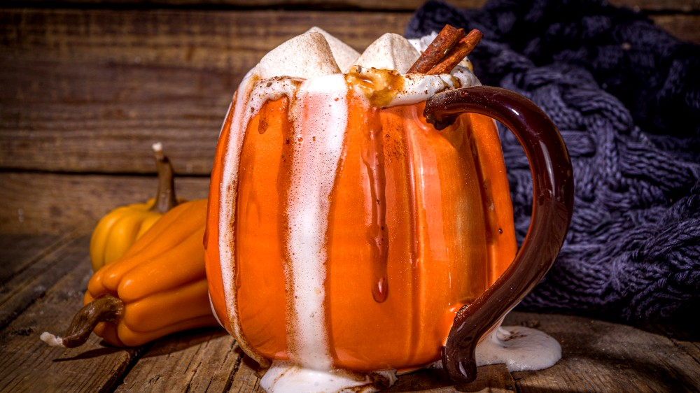 Image of Pumpkin Spice Frappuccino