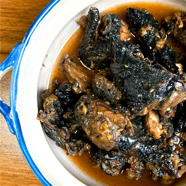 Image of Braised Black Chicken