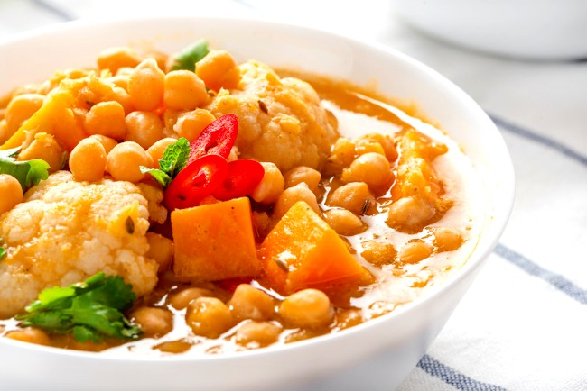 Image of Simple Veggie Curry