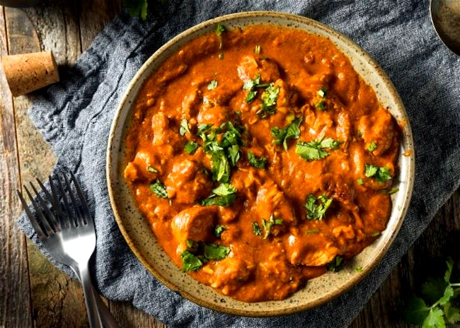 Image of Bonnie's Chicken Curry
