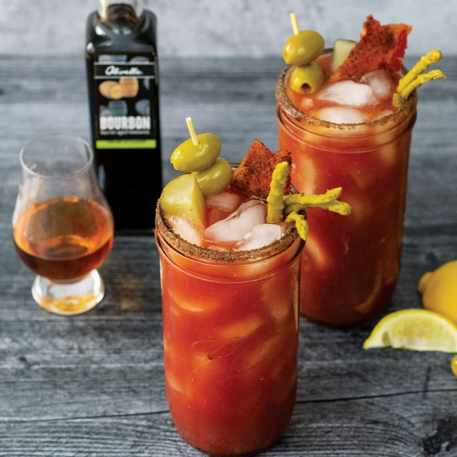 Image of BOURBON BACON BLOODY MARY
