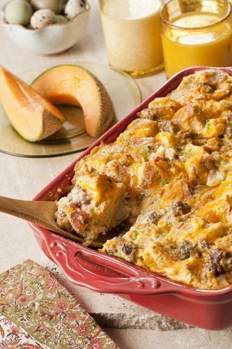 Image of Savory Breakfast Bake