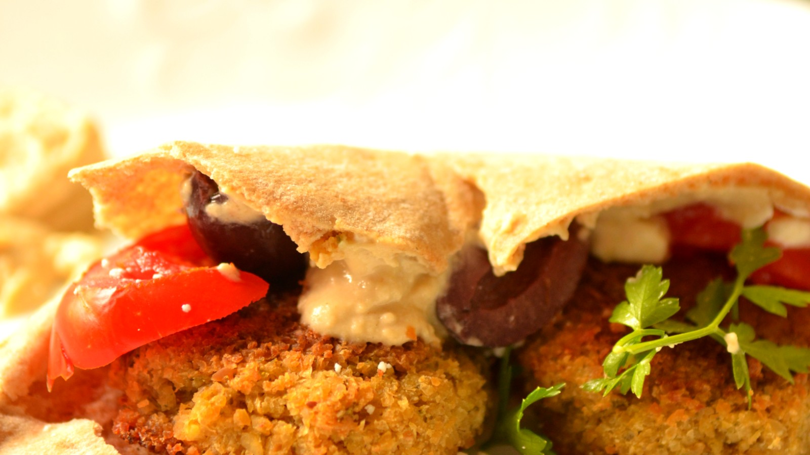 Image of Gluten Free Falafel
