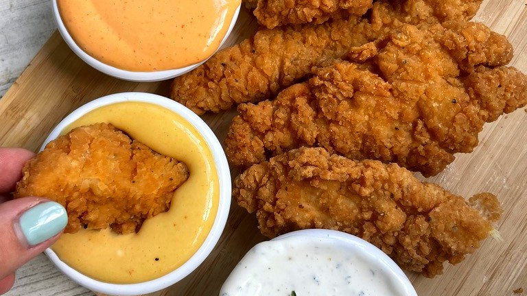 Image of 3 Must-Have Sauces for Every Tailgate