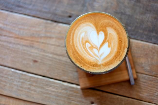 Image of Cinnamon Oat Milk Latte