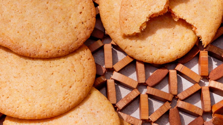Image of Knusprige Golden Milk Kekse