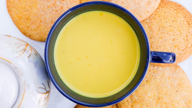 Image of Authentische Golden Milk aus Indien
