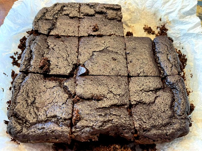 Image of Boo's Ridiculous Brownies | Low-Carb Keto and Vegan-friendly