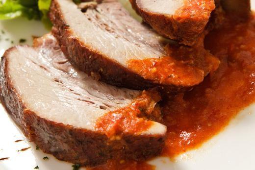 Image of Spicy Jamaican Pork Tenderloin