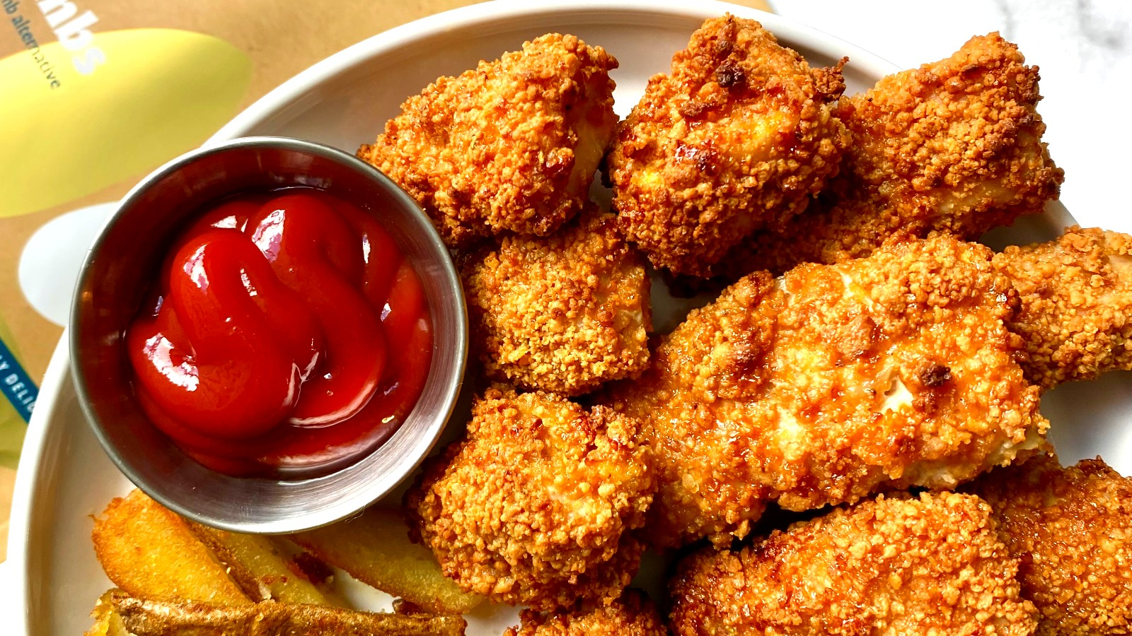 Image of Low Carb Chicken Nuggets aka