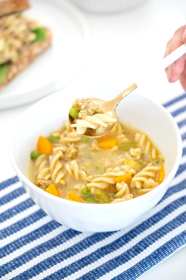 Image of Classic Chick'un Noodle Soup