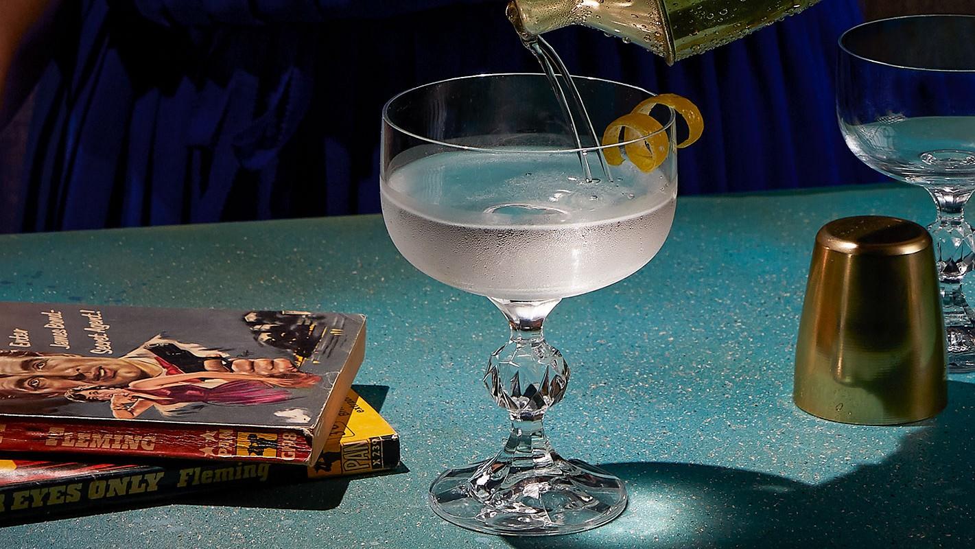 Image of The Vesper Martini