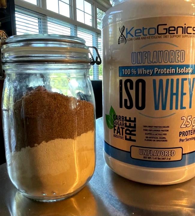 Image of Keto Friendly Low Carb Flour Replacement   Best Keto Flour Alternative