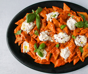 Image of Red Pepper Pasta