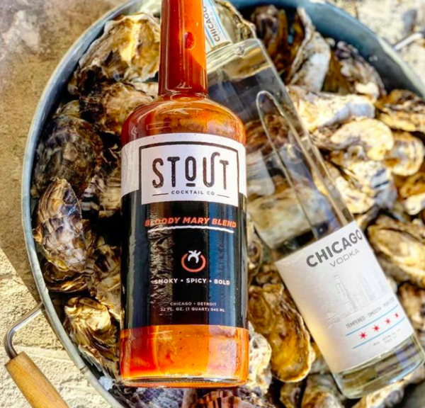 Image of STOUT Oyster Shooters