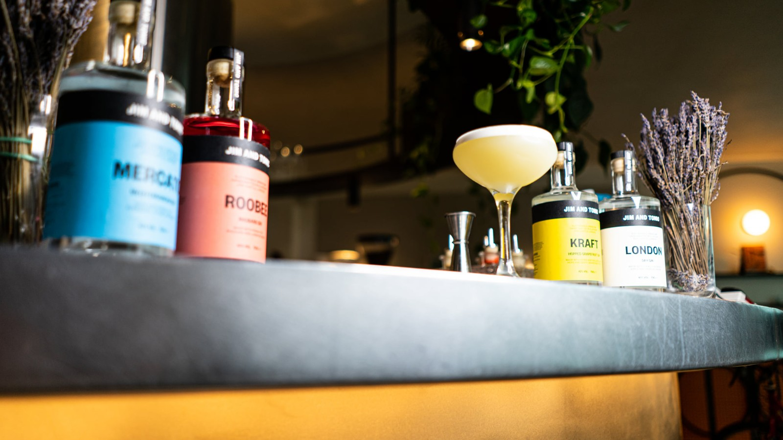 Image of Mercato in the Fall Gin Cocktail