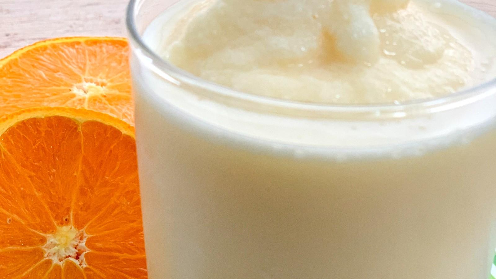 Image of Frozen Orange Creamsicle