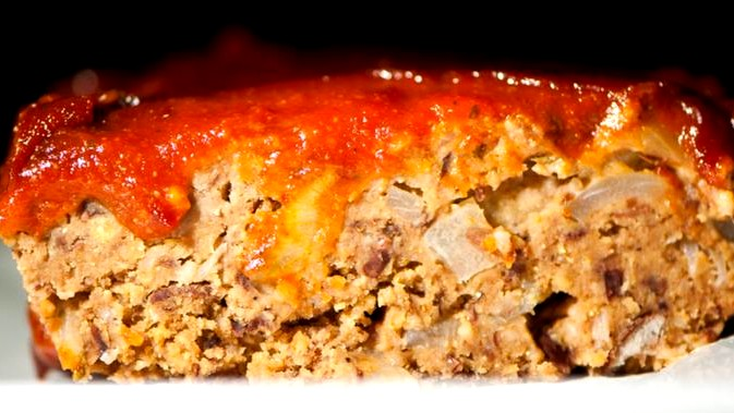 Image of Thanksgiving Meatless Meatloaf