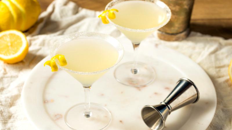 Image of Lemon Drop Martini