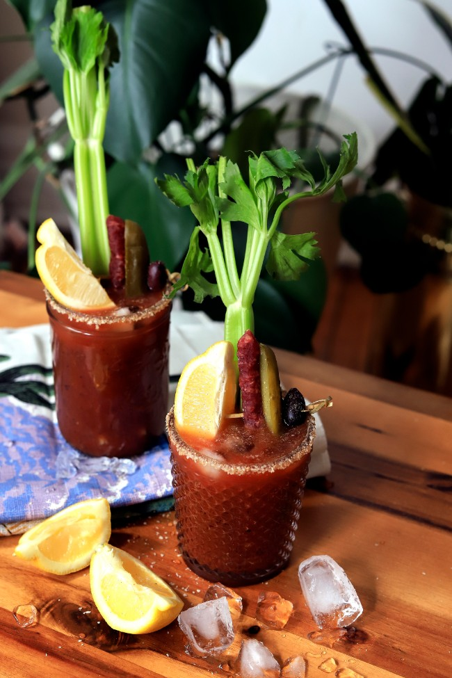 Image of How to create the best STOUT Bloody Mary
