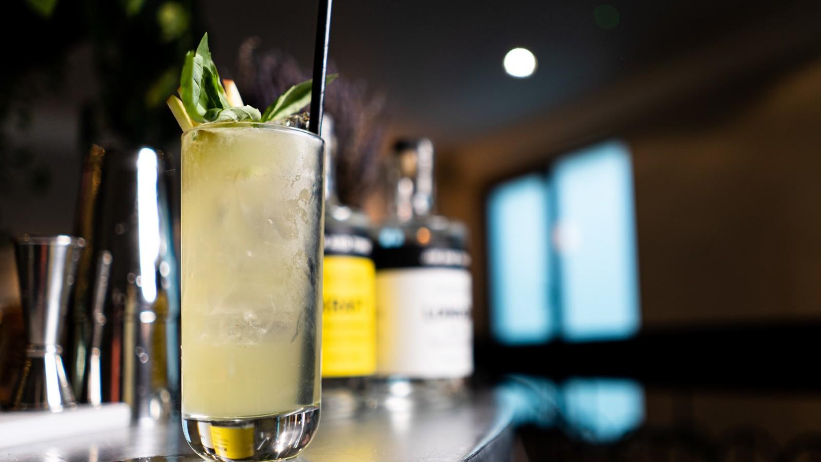 Image of Apple Fandango Gin Cocktail