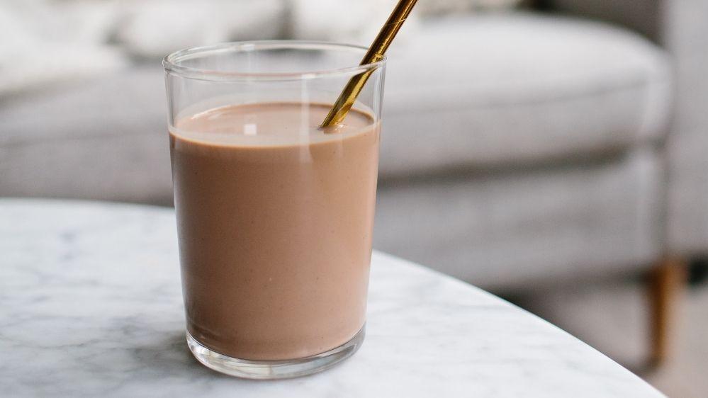 Image of Fudge Brownie Shake