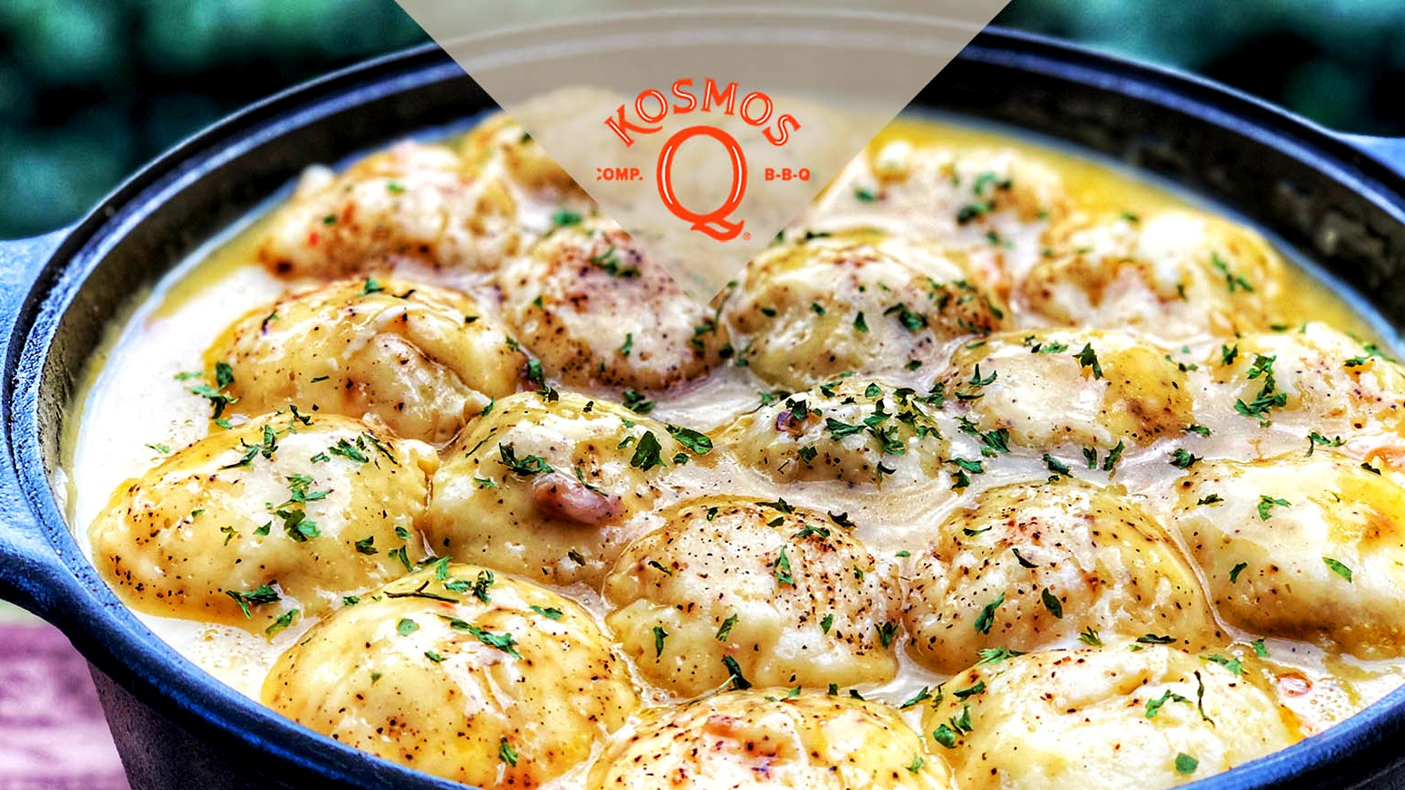 Image of Smoked Chicken and Dumplings