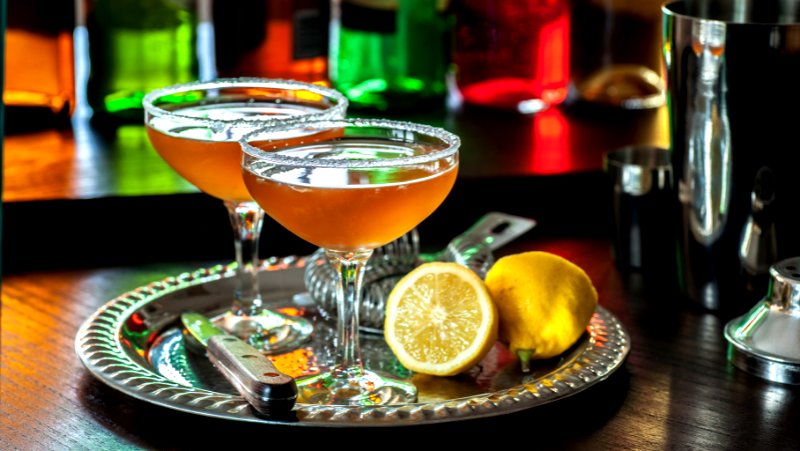 Image of Sidecar Drink