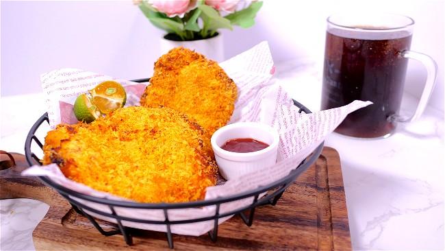 Image of Buttermilk Fried Chicken in Air fryer