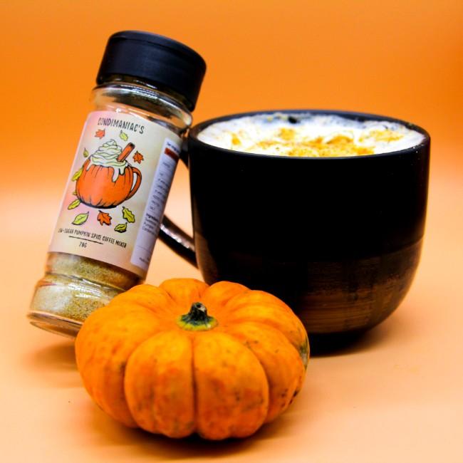 Image of Low-Sugar Pumpkin Spice Latte