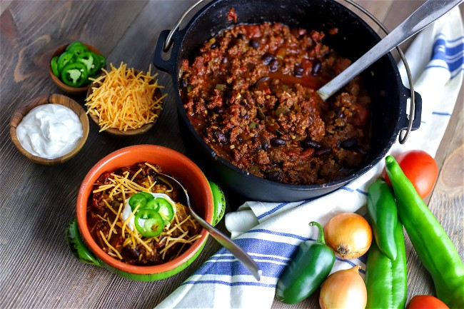 Image of Over The Top Chili