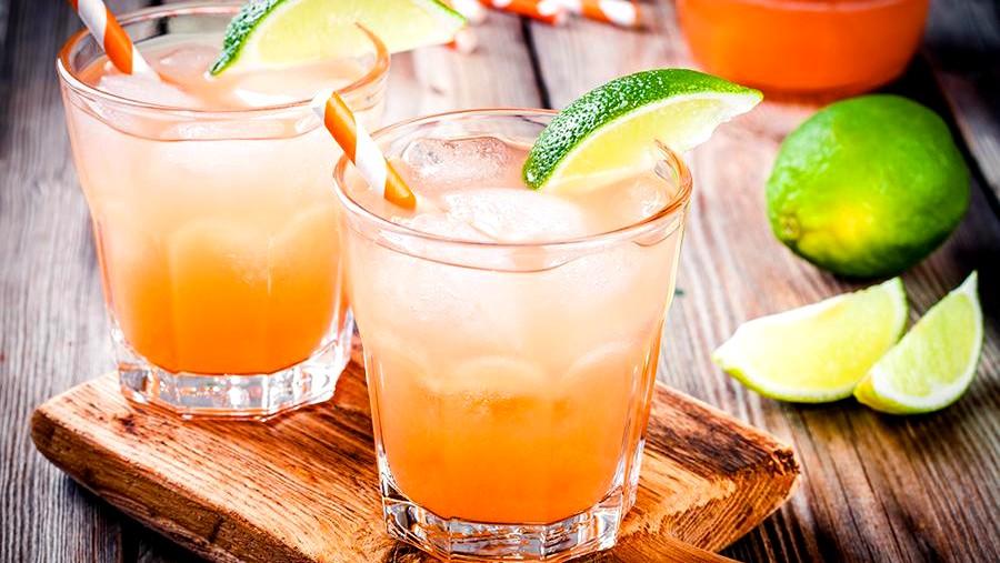 Image of Ginger Turmeric Margarita