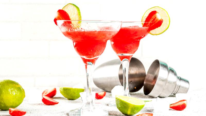 Image of Strawberry Margarita
